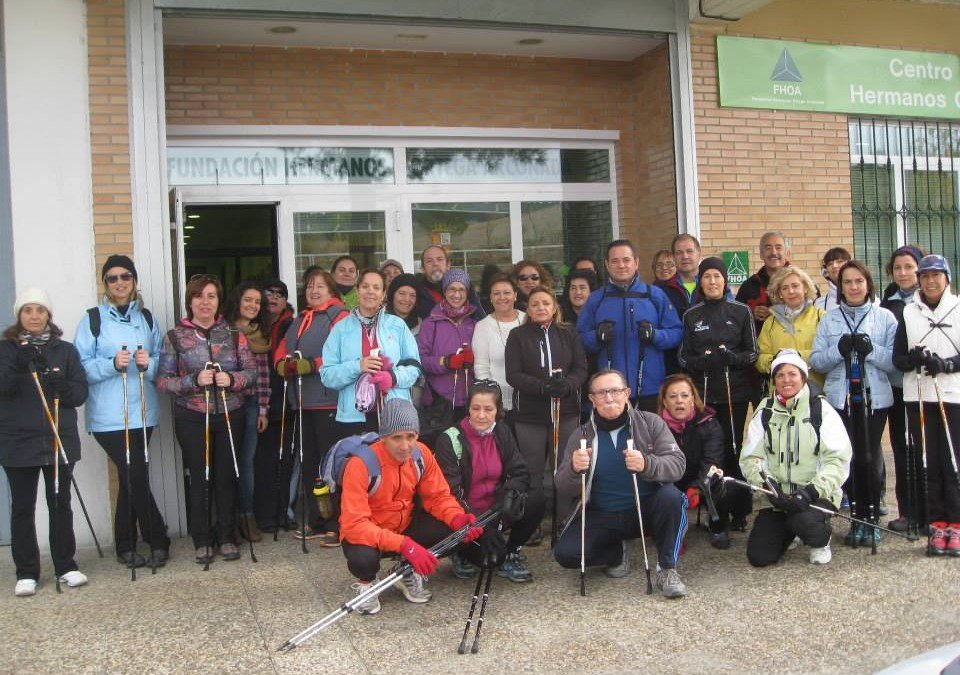 Palencia Nordic Walking