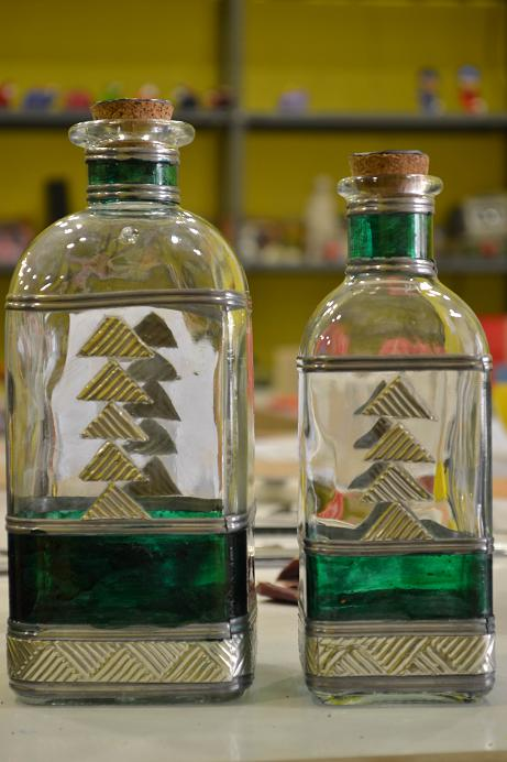 Botellas (Frascas)
