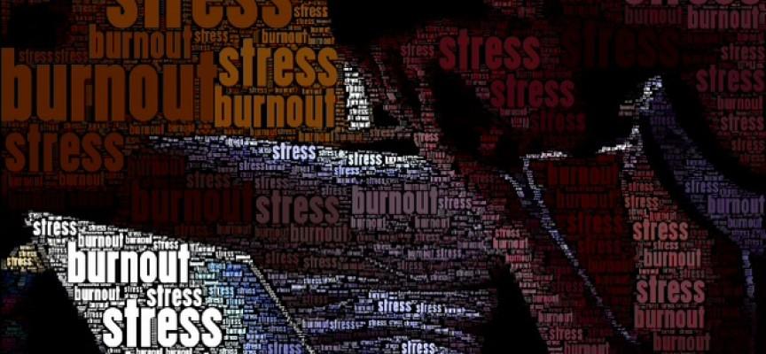 Síndrome de burnout o el síndrome del desgaste profesional