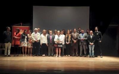 IV premios VIVE VILLAMURIEL 2015